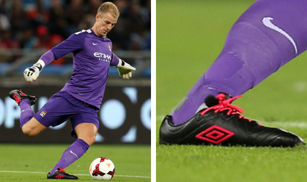 Joe Hart Manchester City Speciali Pro IV edited