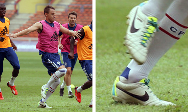 John Terry Chelsea Tiempo Legend IV edited