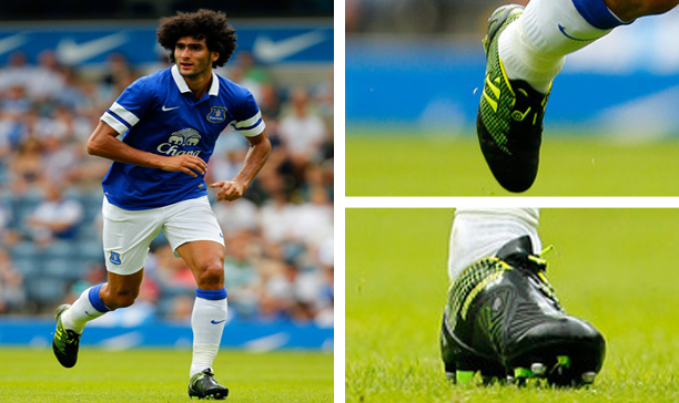 Maruoane Fellaini Everton Warrior Gambler edited