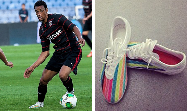 Nick Blackman Reading custom HyperVenom edited