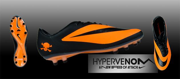 Nike Hypervenom Phatal Soccer Cleats