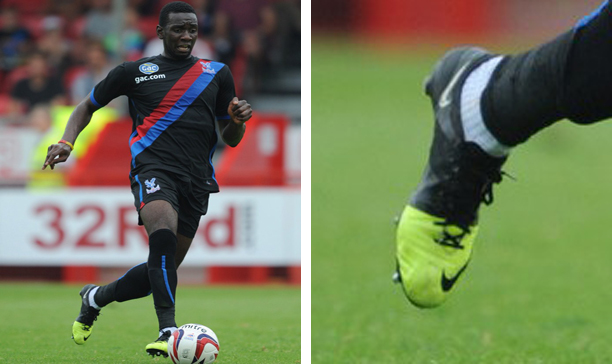Yannick Bolasie Crystal Palace Nike GS edited