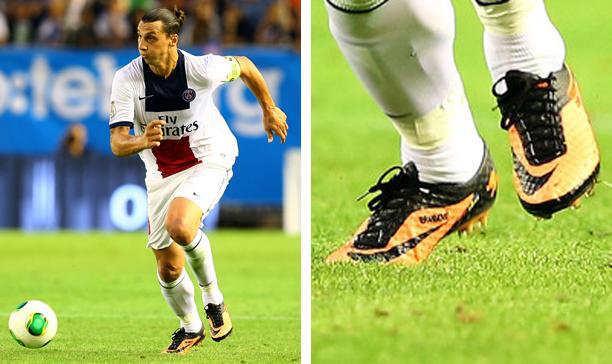 Zlatan Ibrahimovic PSG HyperVenom edited