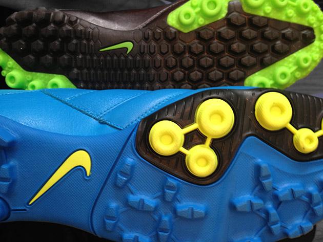 bomba comparison, Nike Bomba Pro, Nike Bomba Pro II