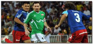 Messi Debuts New Signature Colourway adiZero