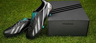 Comparison: adidas F50 adiZero TRX vs. mi adiZero F50 Premium
