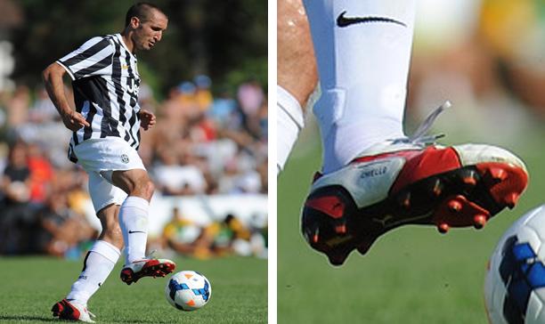 Giorgio Chiellini Juventus Puma King edited