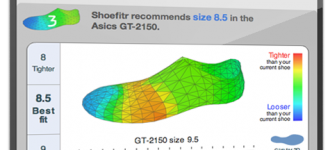 Sizing and Shoefitr