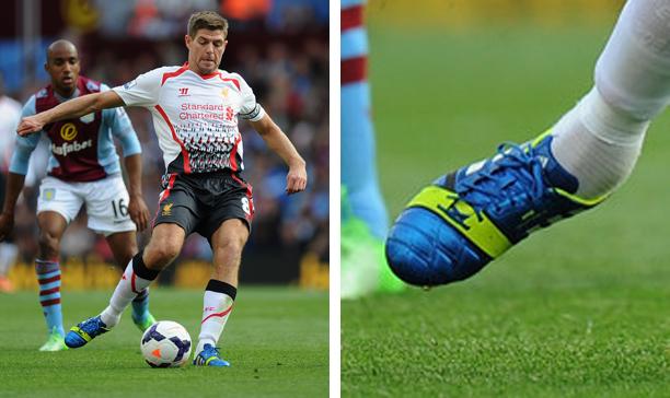Steven Gerrard Liverpool NC edited