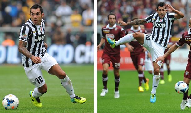 Carlos Tevez Juventus CTR edited