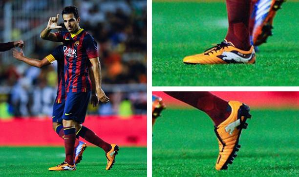 Cesc Fabregas Barcelona Puma PowerCat edited