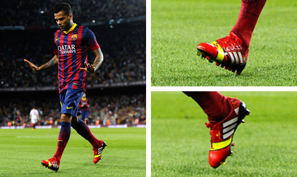 Dani Alves Barca custom Nitrocharge edited