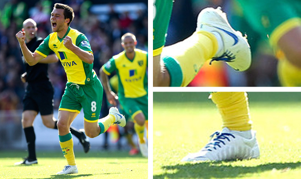 Jonny Howson Norwich City CTR360 III edited