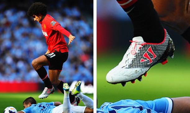 Marouane Fellaini Manchester United Gambler Pro edited