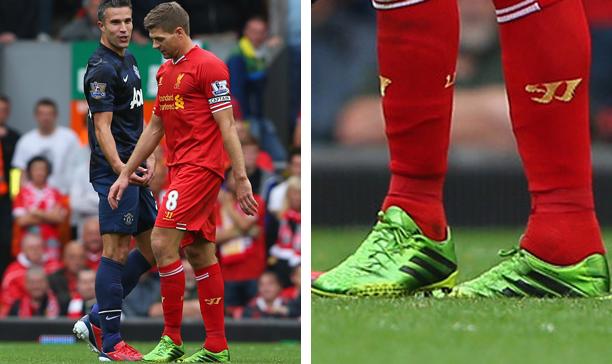Steven Gerrard Liverpool Predator LZ edited