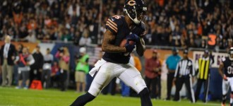 Brandon Marshall (Star Wide-Receiver) Wears HyperVenom Phatal