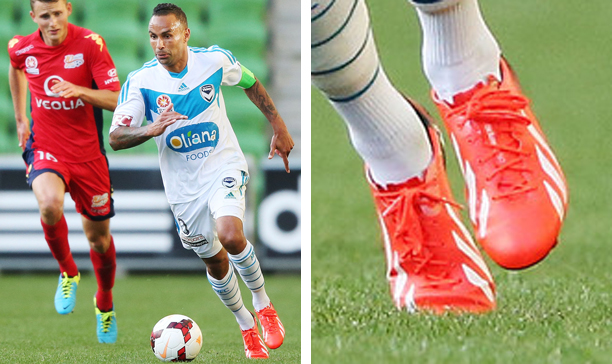 Archie Thompson Melbourne Victory adiZero edited