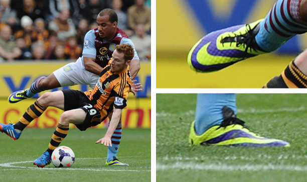 Gabriel Agbonlahor Aston Villa HV edited