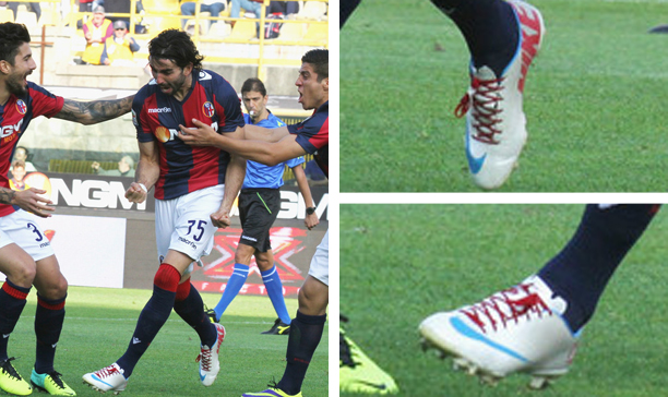 Jose Angel Crespo Bologna custom Vapor IX edited