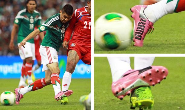Oribe Peralta Mexico Puma evoSPEED edited
