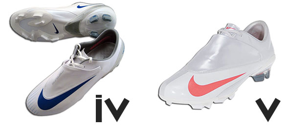 vapor IV-V