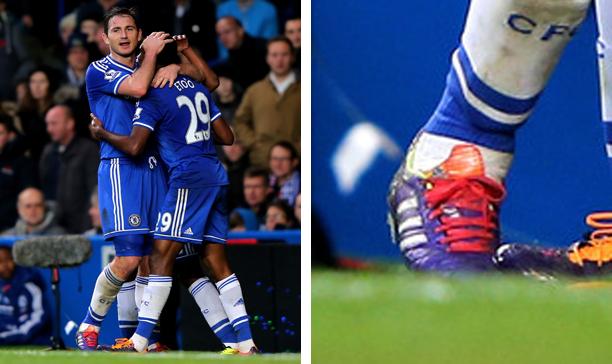 Frank Lampard Chelsea adiPure 11Pro edited