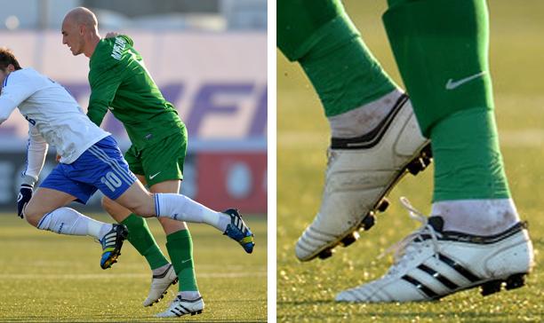 Gabriel Muresan FC Tom Tomsk adiPure II edited