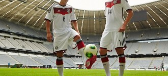 Adidas Federation Kits – Spain and Germany