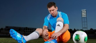 World Class Players Try on the Samba Collection