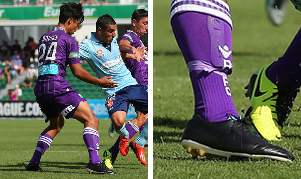 Matthew Davies Perth Glory custom CTR360 edited