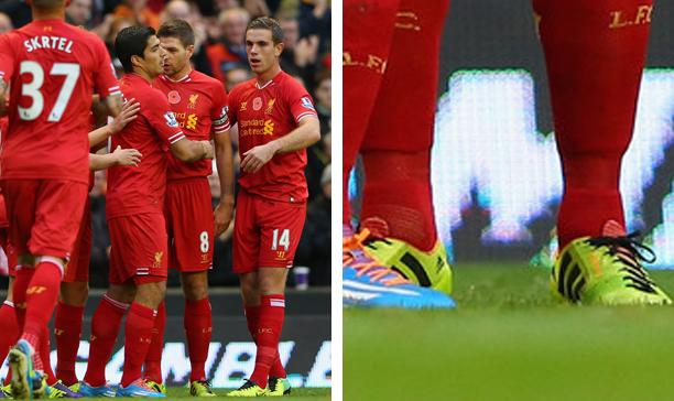 Steven Gerrard Liverpool Nitrocharge edited