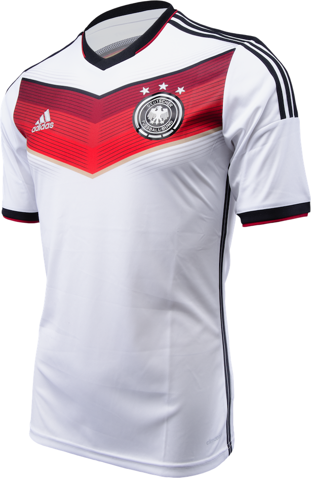 Adidas Federation Kits Spain and Germany The Instep