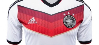 What Do the Stars Mean on the German Soccer Jersey?