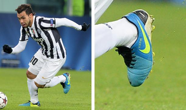 Carlos Tevez Juventus CTR360 III edited