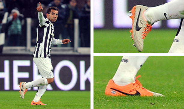 Carlos Tevez Juventus Tiempo Legend V edited