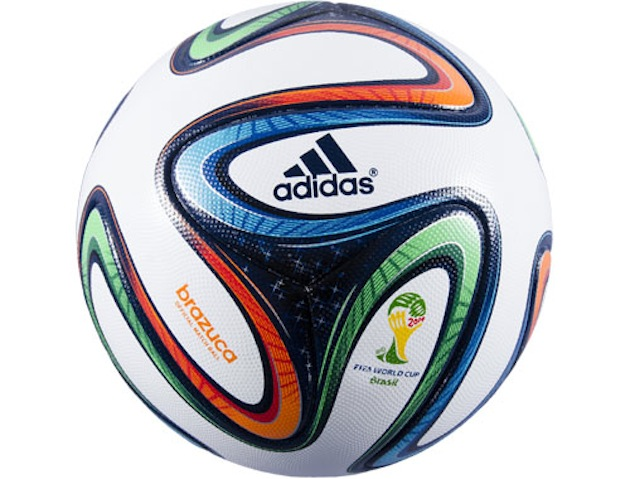 Brauzuca full match ball