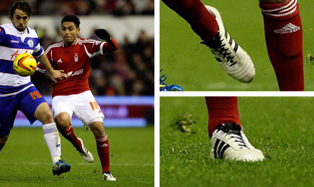 Gonzalo Jara Nottingham Forest white Copa edited