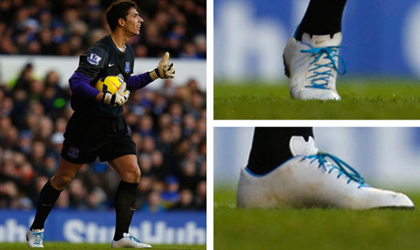 Joel Robles Everton custom Vapor VIII edited