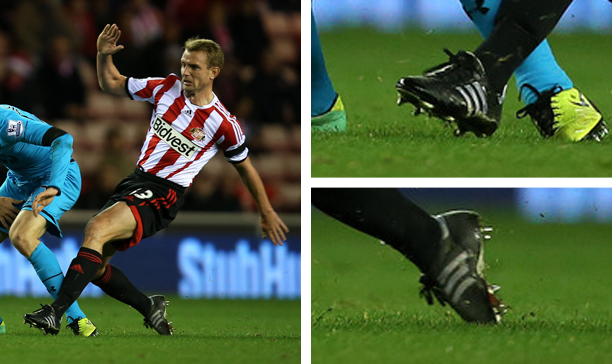 Lee Cattermole Sunderland Adidas World Cup edited