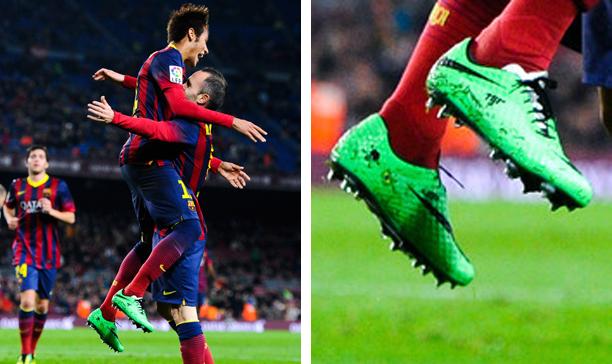 Neymar Barcelona Nike HV edited