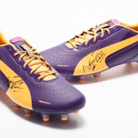 Win a Signed Pair of Sergio Aguero Puma evoSpeeds