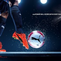 The Puma evoPOWER Crashes Onto the Boot Scene
