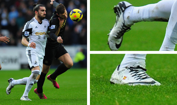 Chico Flores Swansea custom Vapor IX edited
