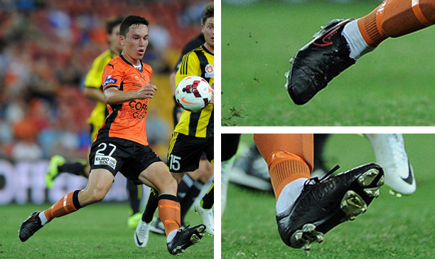 Devante Clut Brisbane Roar CTR360 Trequartista custom edited