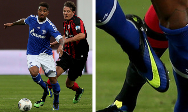 Kevin Prince Boateng Schalke Hypervenom edited