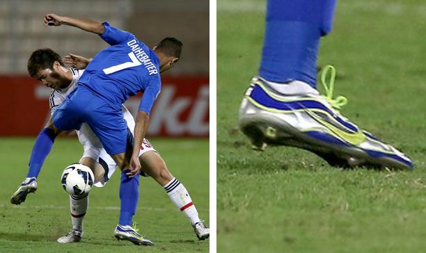 Omar Alhhebaiter Kuwait Nike Mercurial Vapor XV edited