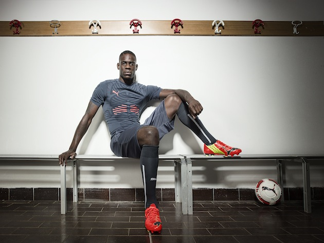 Balotelli in evoPOWER