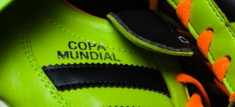 The Iconic Adidas Copa Mundial Gets a Samba Color-Up