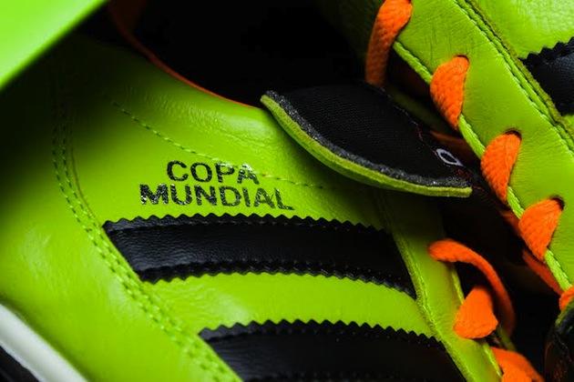 Green Copa Samba