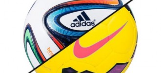 Adidas Brazuca vs. Nike Incyte Comparison